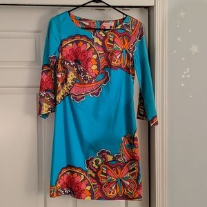 Lilly Pulitzer Shauna Butterfly Shift Dress